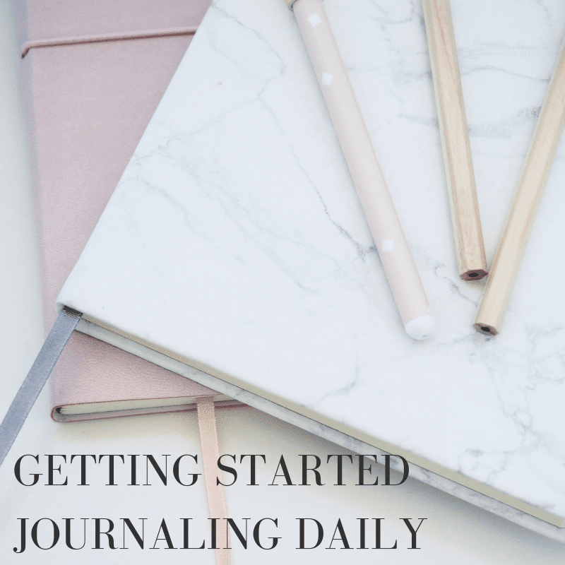 Journaling Daily | Wildflowers and Wanderlust