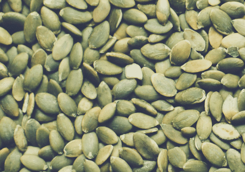 Pumpkin Seeds | Fall Foods for Healthy Skin | Wildflowers and Wanderlust
