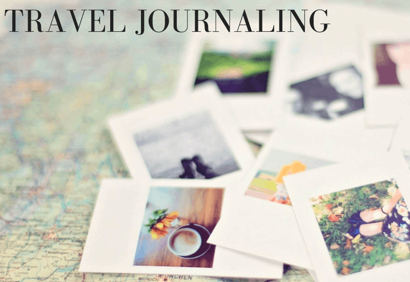 Travel Journal Guide Header | Wildflower and Wanderlust