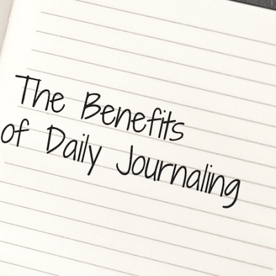 6 Ways a Daily Journal Will Improve Your Life