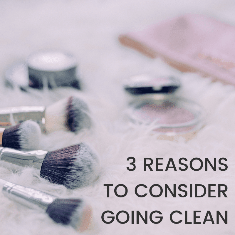 3 Reasons to Consider Natural Make-up and Skincare | Wildflowers and Wanderlust