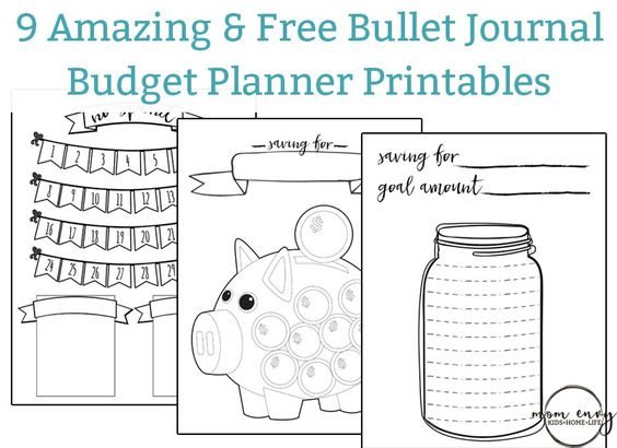 picture relating to Bullet Journal Printable named 11 No cost Bullet Magazine Printables In the direction of Preserve Your self Season