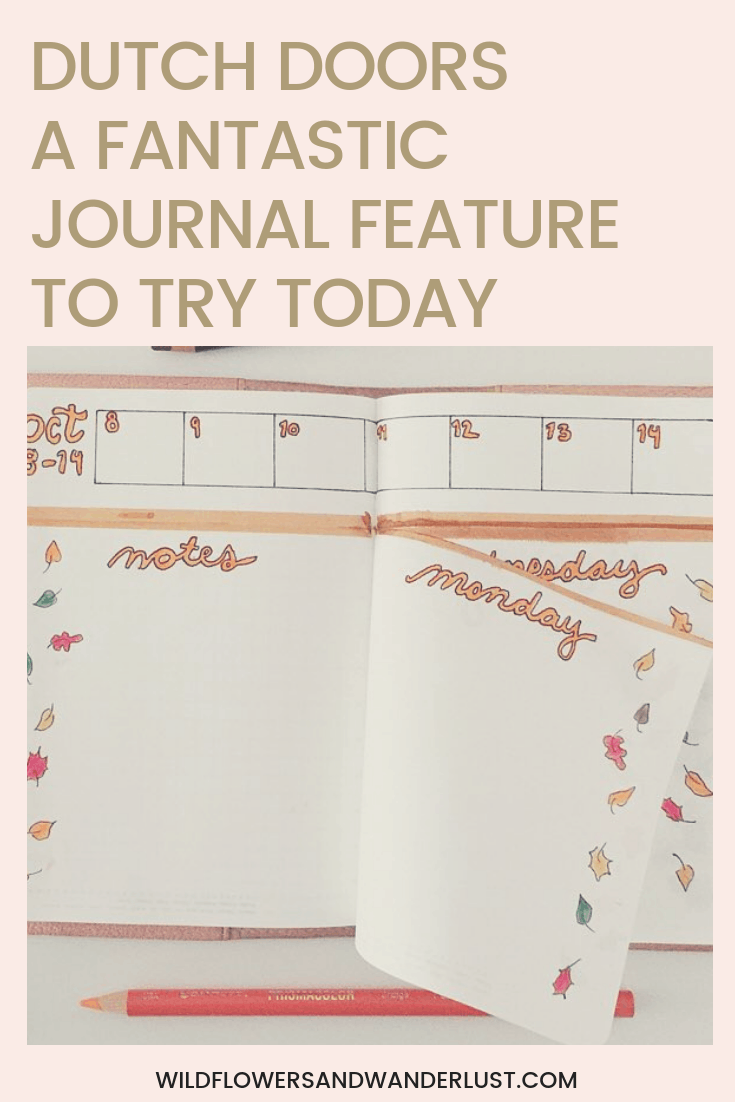 Dutch Doors - A GREAT JOURNAL FEATURE | WildflowersandWanderlust.com