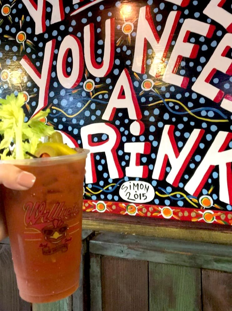 Bloody Mary | Best of French Quarter Food | WildflowersandWanderlust.com