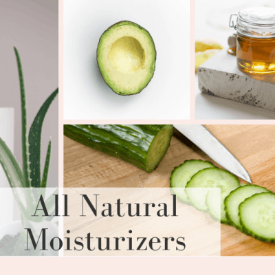 10 All Natural Moisturizers for Beautiful Skin