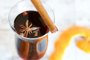 Mulled Wine is a great recipe to make for a party and it has the bonus of making your home smell amazing while you make it |WildflowersAndWanderlust.com