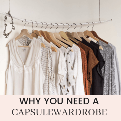 How A Capsule Wardrobe Improved My Life