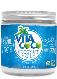Coconut Oil is an excellent moisturizer for dry skin | All Natural Moisturizers | WildflowersAndWanderlust.com