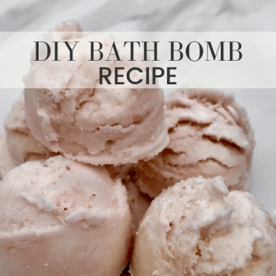 Luxurious Bath Bomb Recipe You Can Make Today