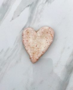 Heart Shaped Bath Bombs by WildflowersAndWanderlust