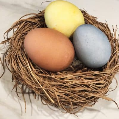 How to Make Natural Dye Easter Eggs and More!