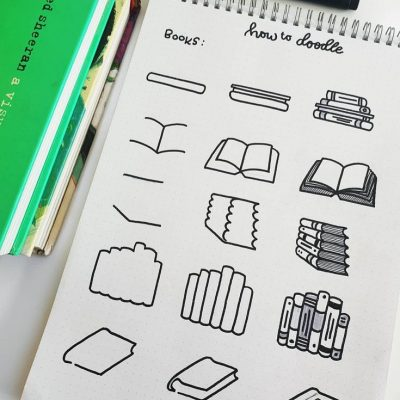 10 Easy Doodles to Inspire Your Creativity