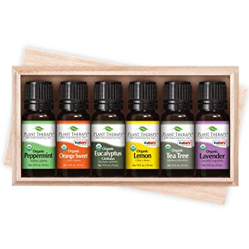 One of our favorite sets of essential oils | WildflowersAndWanderlust.com