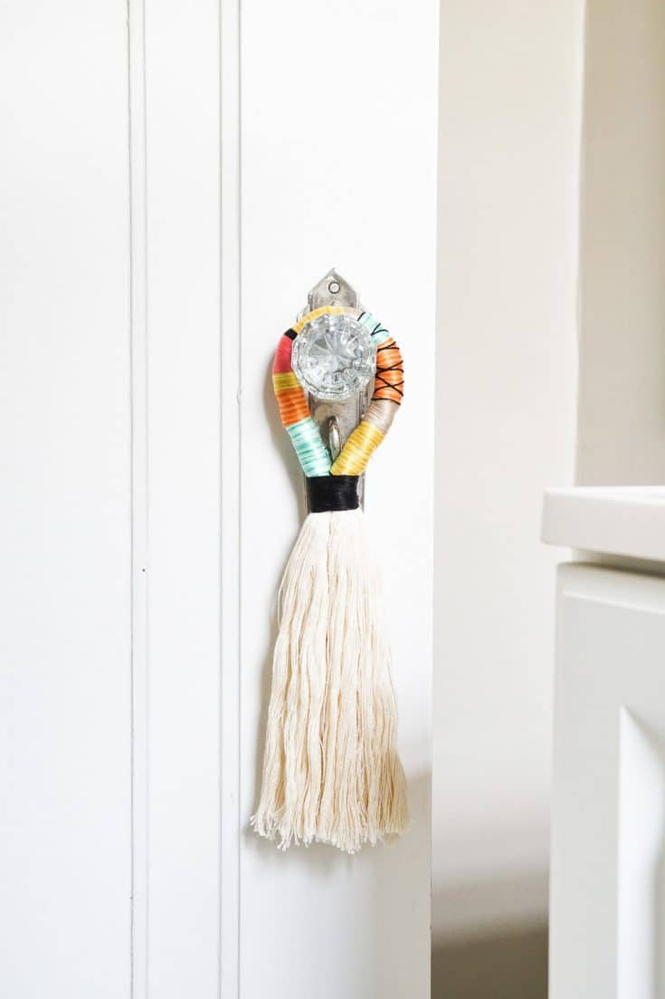 Door Handle Tassels