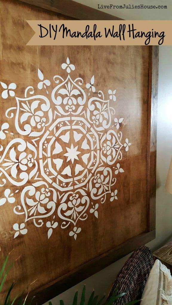 Mandala Wall Hanging