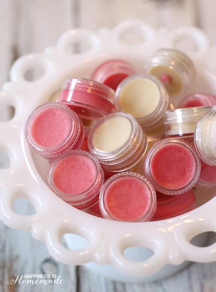 Lip Balm is an easy DIY that you can make and sell for profit WildflowersAndWanderlust.com