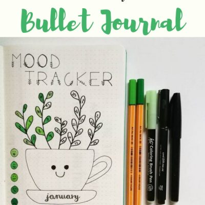 15 Mood Tracker Ideas for Your Bullet Journal