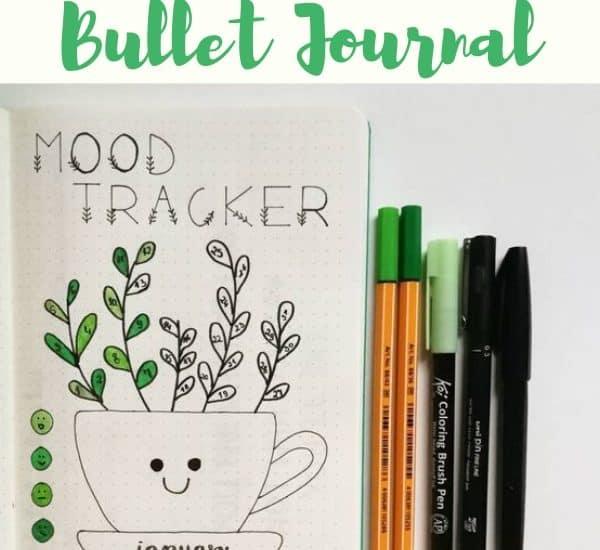 Lots of great mood tracker ideas to inspire your planner WildflowersAndWanderlust.com