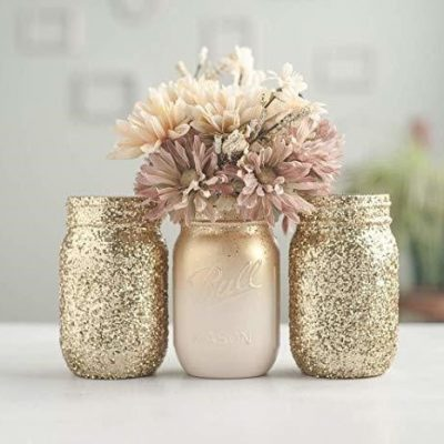 DIY Spring Mason Jar Craft Ideas